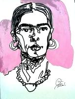 Frida pink