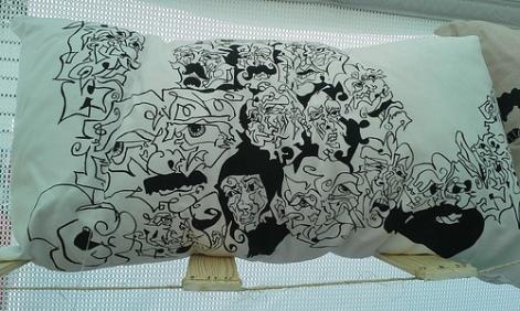 pablo pillow