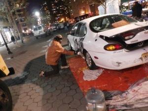 Paint the Car