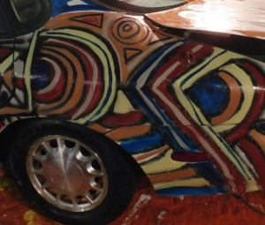 Paint the Car