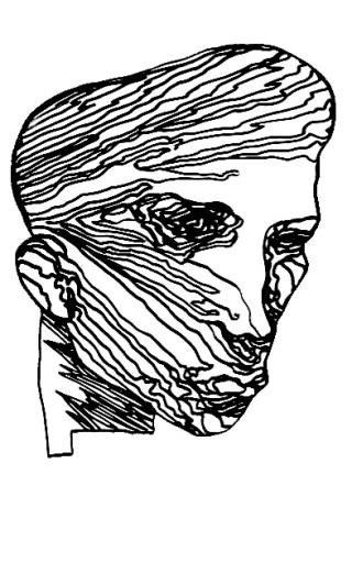 topographic face