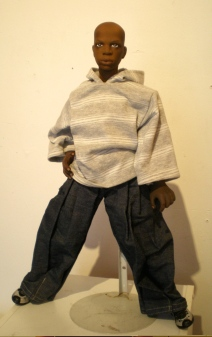 tough mikey doll, Inner city portraits