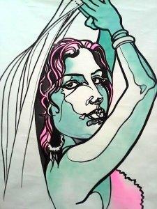 Caridad, a Goddess Representative