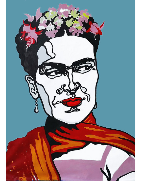 Frida Skeptical