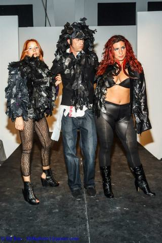 hot.fake fur plastics
