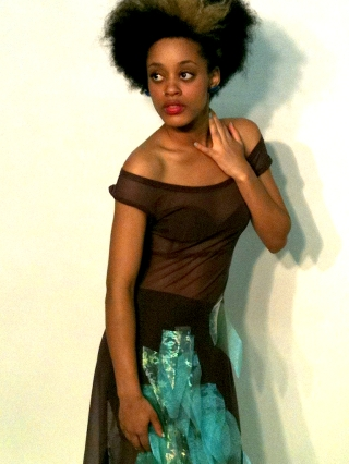 long dress front